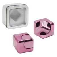 Кубик-антистресс, розовый JIADIHONG. 35627