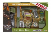 "Военный набор ""Military Power Gun"" DEBAO. 36918"
