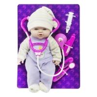 "Кукла-пупс с докторским набором ""Малыш"" JIADIHONG. 38729"