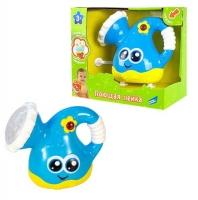 """Интерактивная игрушка """"Поющая леечка"""", синяя DreamMakers. 38976"""