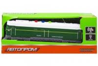 """Поезд из серии """"Автопром"""", зеленый Автопром. 37399"""