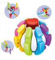 Развивающий шар-трансформер masterpiece toy. 35703