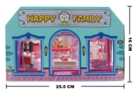 "Игрушечная комната ""Нappy Family: Ванная комната"". JIADIHONG. 37548"