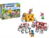"""Конструктор """"Minecraft"""", 431 дет PRCK. 36670"""