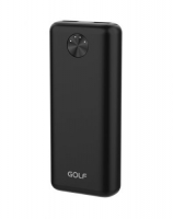 "Power Bank ""G79"" 10000 mAh, черный Golf. 36023"