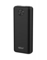 """Power Bank """"G79"""" 10000 mAh, черный Golf. 36023"""