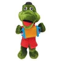 "Плюшевая игрушка ""Крокодил Гена"", 29 см JIADIHONG. 38681"