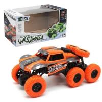 """Машинка на радиоуправлении """"Monster"""", оранжевый JIADIHONG. 37473"""