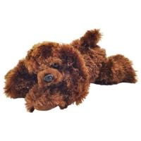 """Плюшевая игрушка """"Болонка"""", коричневый JIADIHONG. 38665"""