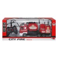 Пожарная машина на радиоуправлении, с цистерной JIADIHONG. 37515