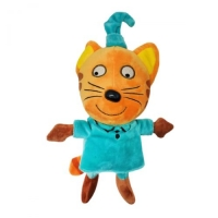 """Плюшевая игрушка """"Три кота. Компот"""" TL JIADIHONG. 38693"""