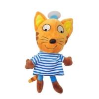"""Плюшевая игрушка """"Три кота. Коржик"""" TL JIADIHONG. 38694"""