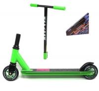 "Самокат ""Galaxy scooter"", зеленый JIADIHONG. 40225"