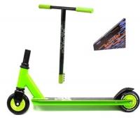 "Самокат ""Galaxy scooter"", зеленый JIADIHONG. 40224"