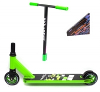 "Самокат ""Galaxy scooter"", зеленый JIADIHONG. 40226"