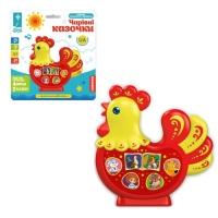 """Музыкальная игрушка """"Волшебные сказки: Петушок голосистое горлышко"""" укр Країна іграшок. 38865"""