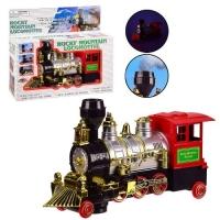 """Поезд """"Rocky Mountain Locomotive"""" JIADIHONG. 37398"""