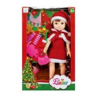 """Кукла """"Снегурочка"""", вид 2 JIADIHONG. 38396"""