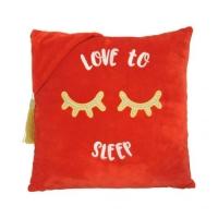 """Плюшевая подушка """"Love to sleep"""" TIGRES. 40371"""