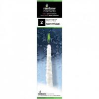 """Свеча """"Сосулька"""", 25 см, зеленый GLOS. 40342"""