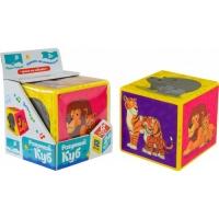 """Музыкальный развивающий кубик """"Умный куб Животные"""" укр Країна іграшок. 39028"""