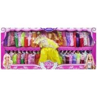 "Кукольный набор ""Charm Girl"", желтый JIADIHONG. 38465"