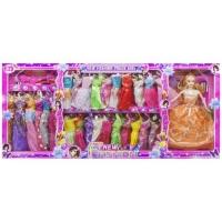 """Кукольный набор """"New Fashion"""", оранжевый JIADIHONG. 38469"""