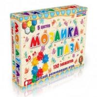 Мозаика-пазл, 130 деталей Colorplast. 39489