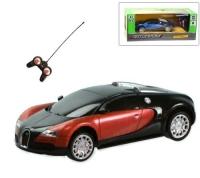 """Машинка """"Bugatti Veyron"""" из серии """"Автопром"""" на радиоуправлении, красный Автопром. 37464"""