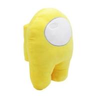 """Плюшевая игрушка """"Among Us"""", желтый JIADIHONG. 38653"""