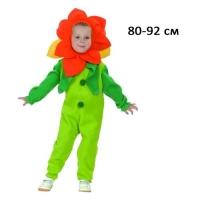 """Карнавальный костюм """"Цветочек"""", 80-92 см JIADIHONG. 34916"""