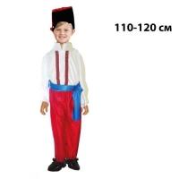 """Карнавальный костюм """"Казачок"""", 110-120 см JIADIHONG. 34899"""