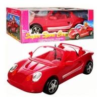 """Машина для куклы """"Gloria"""", светятся фары Gloria. 37533"""