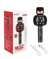 "Микрофон ""Music Speaker"", черный wster. 38861"