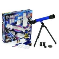 """Набор исследователя """"Microscope & telescope"""" JIADIHONG. 39082"""