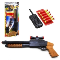 """Набор """"Bodyguard"""" с дробовиком Golden Gun. 36882"""