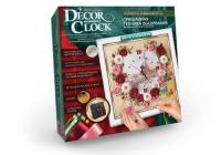 "Набор для творчества ""Часы Decor Clock. Париж"" Dankotoys. 39677"
