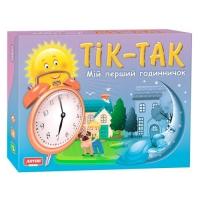 """Развивающая игра """"Тик-Так"""" Artos games. 35880"""