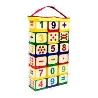"""Кубики """"Арифметика"""" Юника. 39915"""