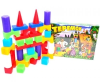 "Кубики ""Теремок"" (32 элемента) M-toys. 39918"