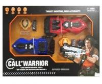 """Оружие (бластер) с мишенью """"CALL of WARRIOR"""" MIC. 36887"""