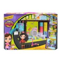 """Кукольный домик """"Happy Cottage: прачечная"""" JIADIHONG. 37557"""