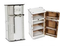 Холодильник деревянный JIADIHONG. 37566