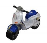 Скутер, белый Орион. 40319