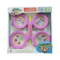 "Барабан ""Бабочка"" (розовый) XangLei Toys. 38814"