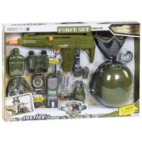 Военный набор оружия DEBAO. 36920