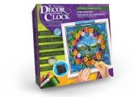 "Набор для творчества ""Часы Decor Clock. Деревня"" Dankotoys. 39676"