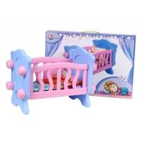 "Игрушка ""Кроватка для куколки ТехноК"" Технок. 37551"