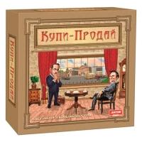 """Настольная игра """"Купи-Продай"""" Artos games. 35949"""