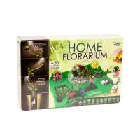 """Набор для выращивания растений """"Home Florarium"""" (укр) Dankotoys. 39076"""